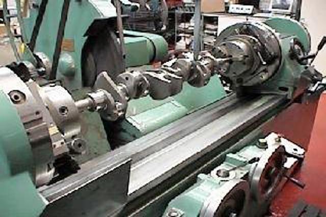 Workshop Balance Power Crankshaft Pvt Ltd